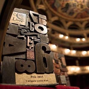 Prix 2015_Livre d'Art